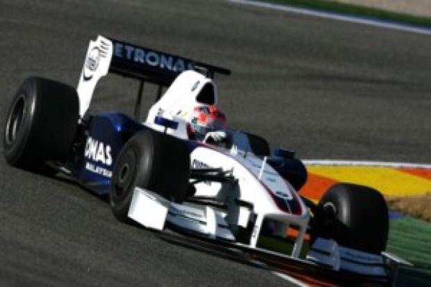 Kubica ma nowy bolid