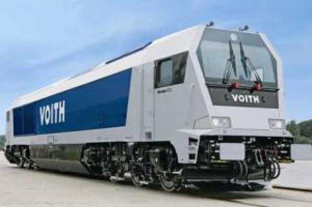 Niemcy: dopuszczenie dla lokomotywy Voitha