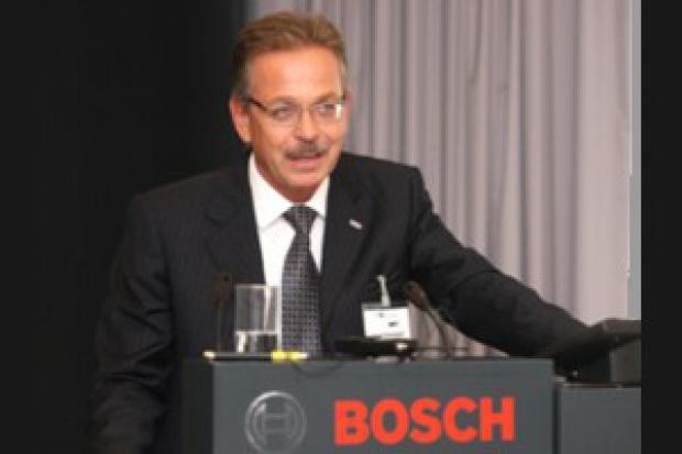 Żółty Anioł dla szefa Boscha