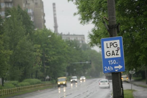 Za małe rezerwy LPG