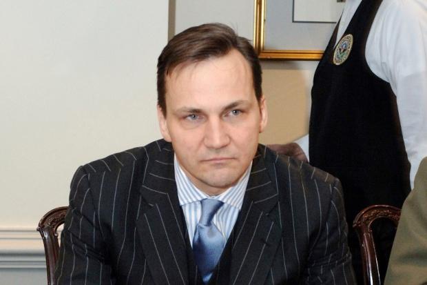 """Sikorski: Energia """"polskim tematem"""" w Unii Europejskiej"""