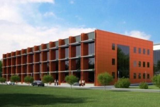 Katowice: powstaje biurowiec na Korfantego