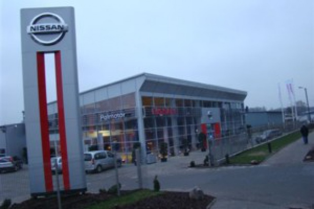 Powiększyła się sieć ASO Nissana