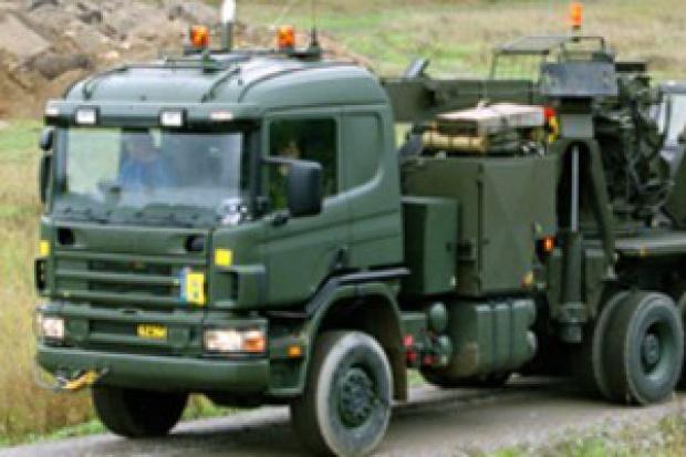 Scania: 91 ciężarówek dla fińskiej armii