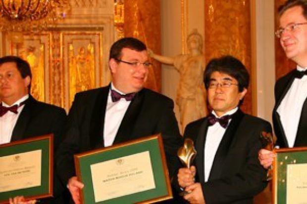 Mazda laureatem nagrody Polskiego Klubu Biznesu