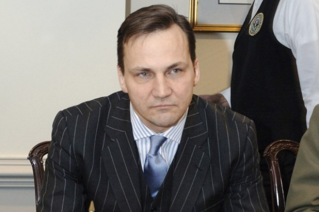 Sikorski: Nie ma zgody na szantaż energetyczny