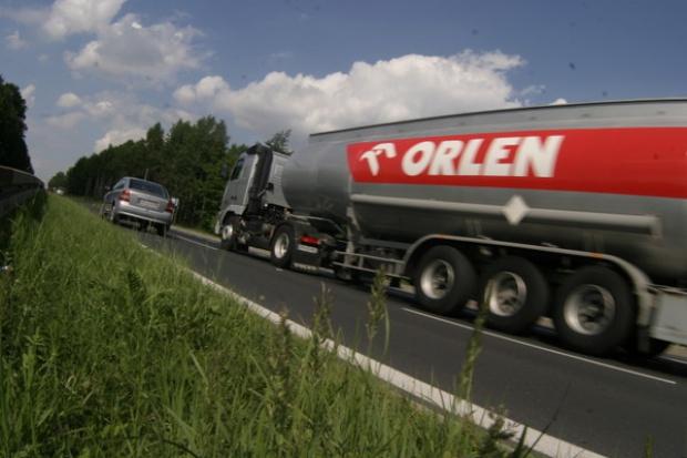 Kłopoty Orlen Transport
