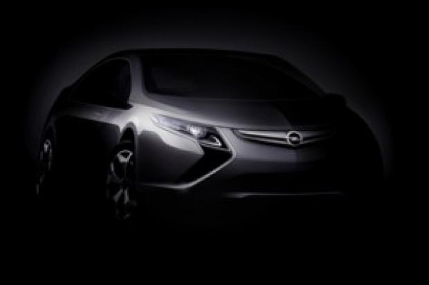 Jest Chevy Volt, będzie Opel Ampera