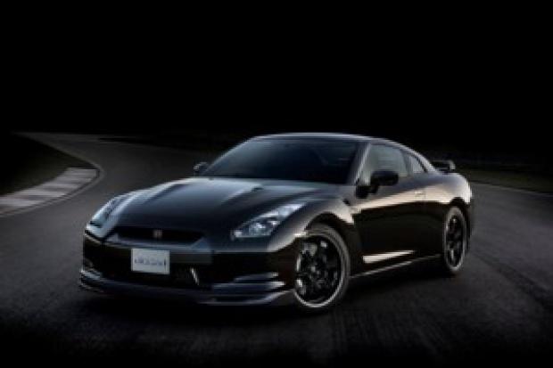 """Nissan GT-R """"wyczynowcem 2009"""""""