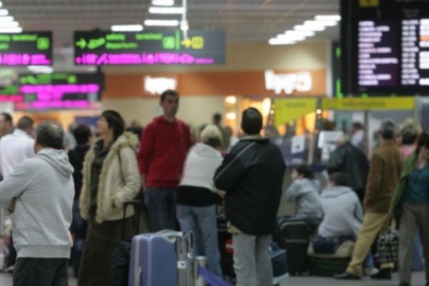 Ponad 20 mln pasażerów na polskich lotniskach w 2008 roku