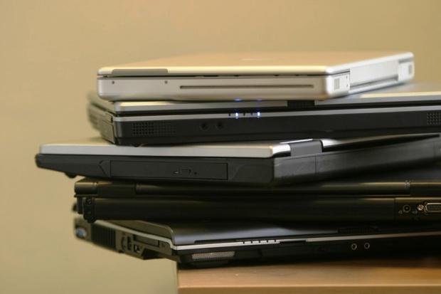 W 2008 Polacy kupili 2,1 mln notebooków