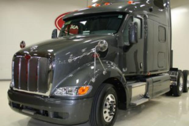 Peterbilt: ciężarówka nr 300 000
