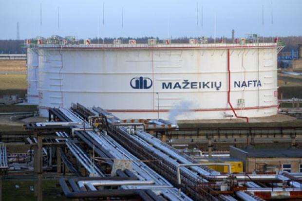 Rafineria Możejki szykuje się na kryzys
