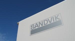 Dwukrotny wzrost przychodów Sandvik Mining and Construction