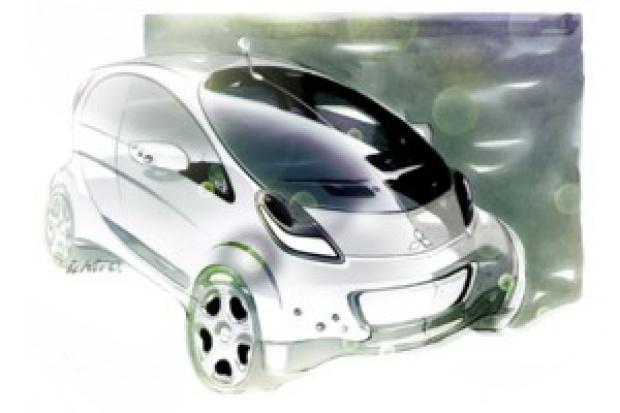 Elektryczny Mitsubishi szykuje się na Europę