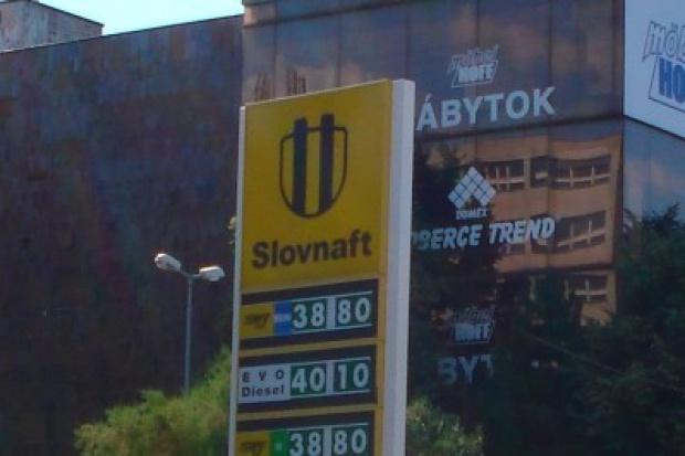Miliony dla Slovnaftu