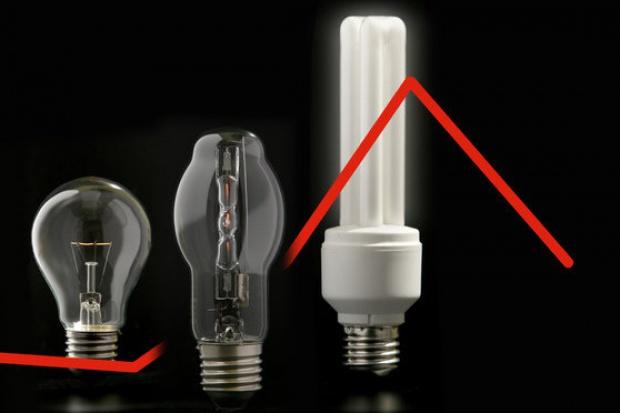 3,5 proc. energii w Polsce można zaoszczędzić na wymianie żarówek