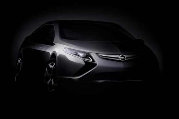 Opel pokaże co ma nowego
