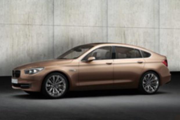 Nowa koncepcja BMW 5 Gran Turismo