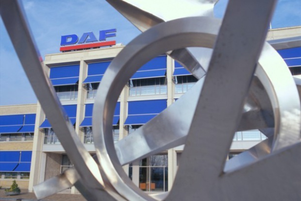 """DAF Trucks N.V. z certyfikatem """"Zero odpadów na składowiska"""""""