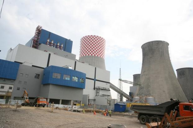 Nowy blok w Elektrowni Łagisza rozpoczął produkcję na potrzeby KSE