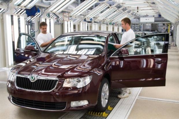 Porozumienie płacowe w Skoda Auto