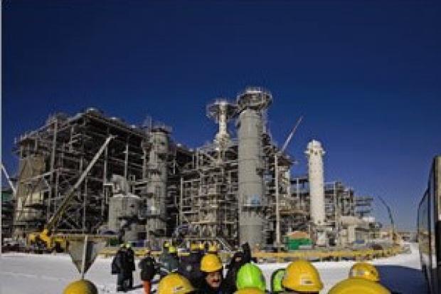 Ruszyła pierwsza w Rosji fabryka LNG