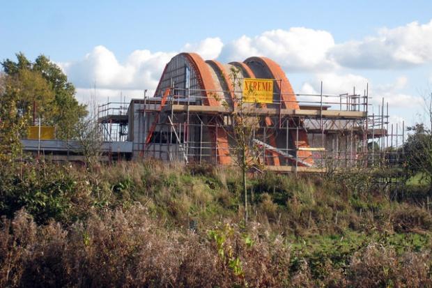 Energooszczędny dom w średniowiecznej technologii