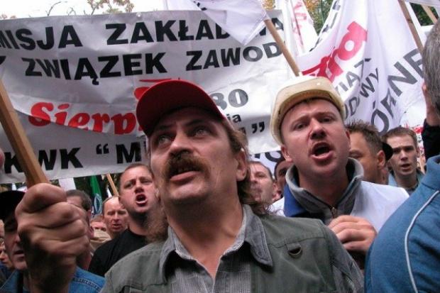 We wtorek 24 lutego będzie gorąco: w Katowicach demonstracja Sierpnia 80