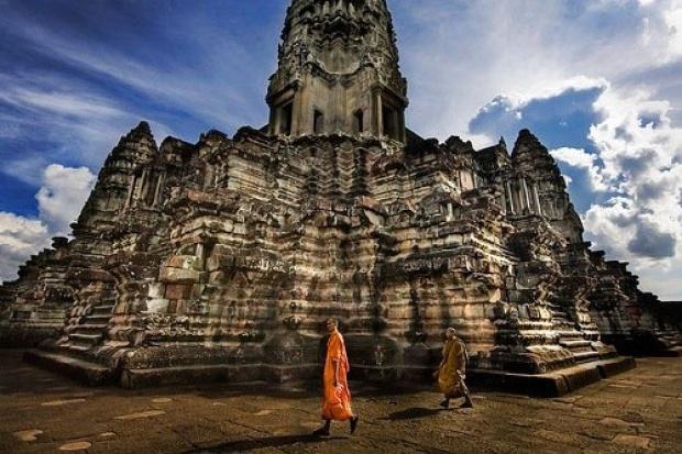 Związkowcy z Kadry wraz z dyrektorami kopalń wojażowali po Kambodży i Tajlandii