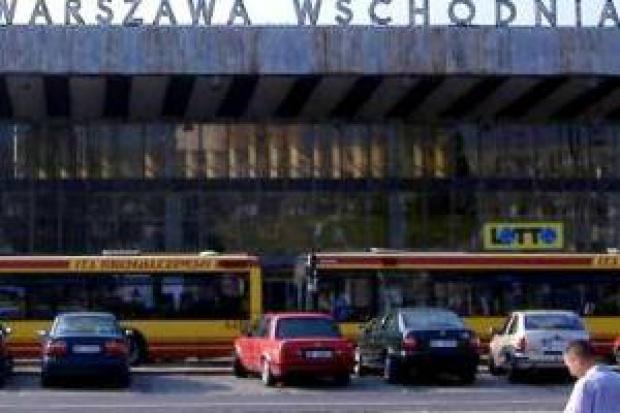 Nowego Dworca Wschodniego w Warszawie nie będzie przez kryzys