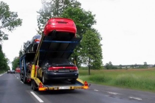 Motoryzacyjny złom z Niemiec nie trafi do Polski