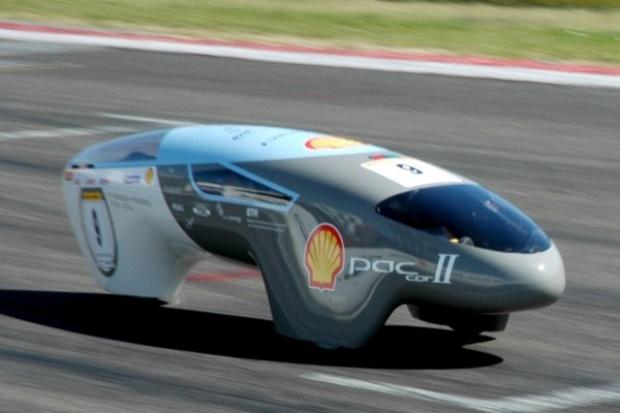 Superoszczędne auto z Zurychu