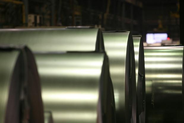 Na Ukrainie spada produkcja stali