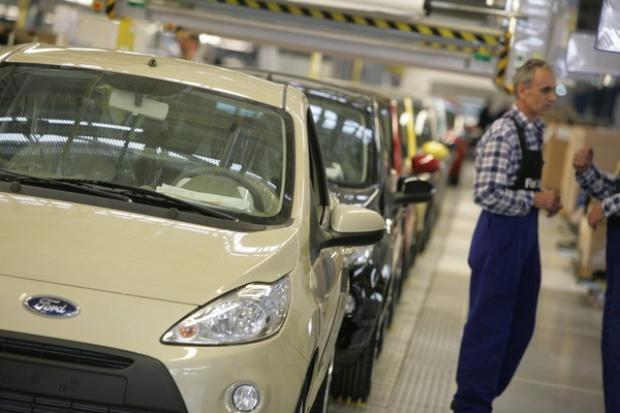 Ford Polska broni się przed kryzysem