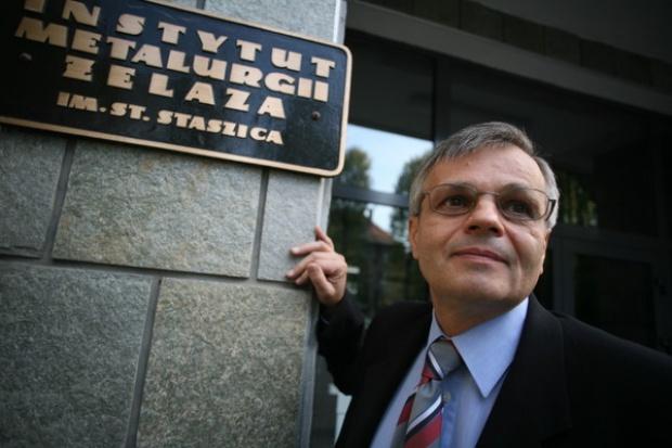 Wojciech Szulc, Instytut Metalurgii Żelaza: Kryzys to za mocne słowo