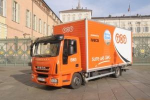TNT testuje ciężarówki hybrydowe