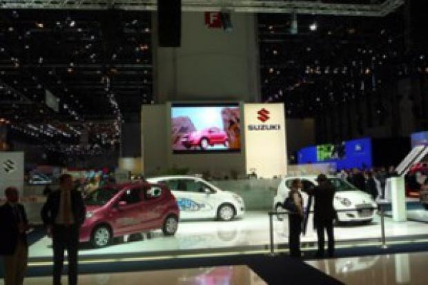 Suzuki ma 100 lat