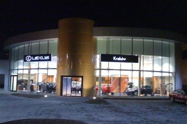 Sieć Lexusa w Polsce nieco większa