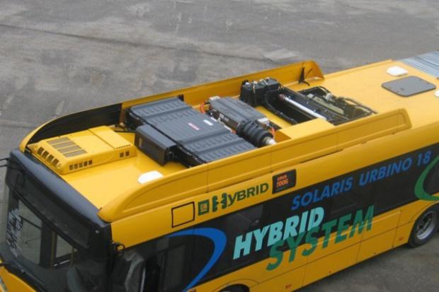 Gliwice testują autobus - hybrydę