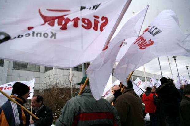 26 marca w Warszawie: górnicza manifestacja Sierpnia 80