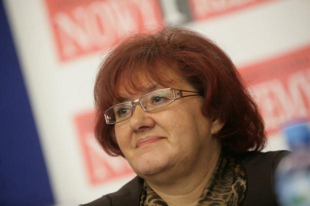Strzelec-Łobodzińska: polityka energetyczna to nie dzieło literackie