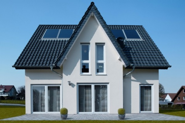 Energooszczędny dom - przykład z Niemiec