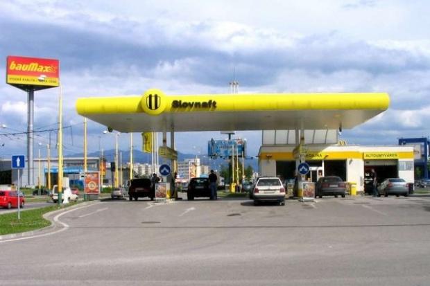 Awantura w słowackiej ropie