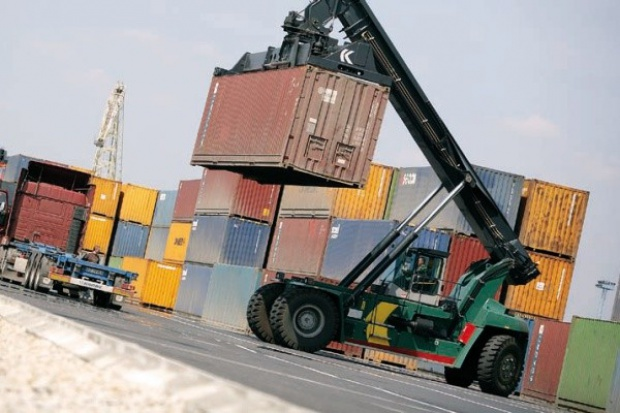 Kontenery przyszłością kolejowego cargo