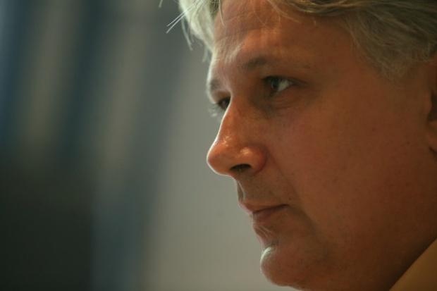 Dominik Kolorz: nie poddamy się, będziemy walczyć o podwyżki dla górników