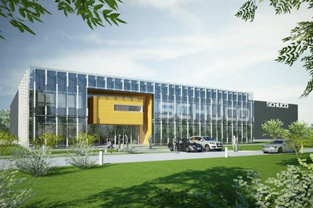 Jeden z najbardziej energooszczędnych budynków w Europie wyrośnie pod Warszawą