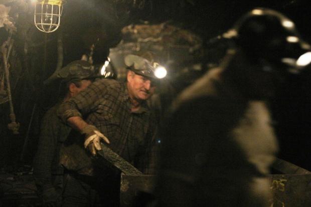 Na Ukrainie spada wydobycie węgla