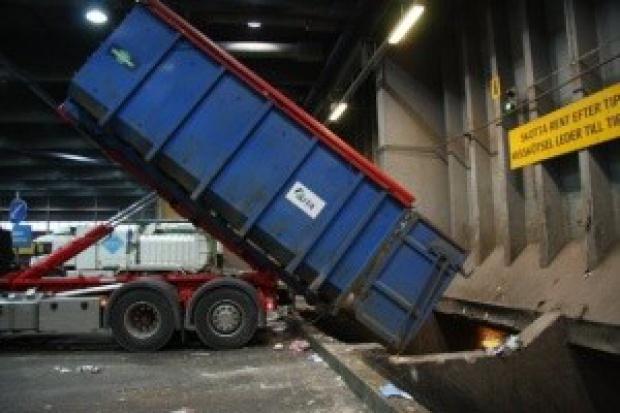 Fortum chce budować spalarnie śmieci  w Polsce