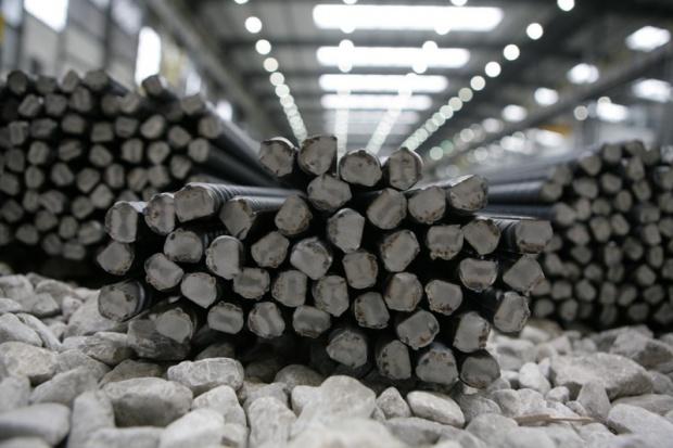 Drastyczny spadek produkcji stali w Niemczech
